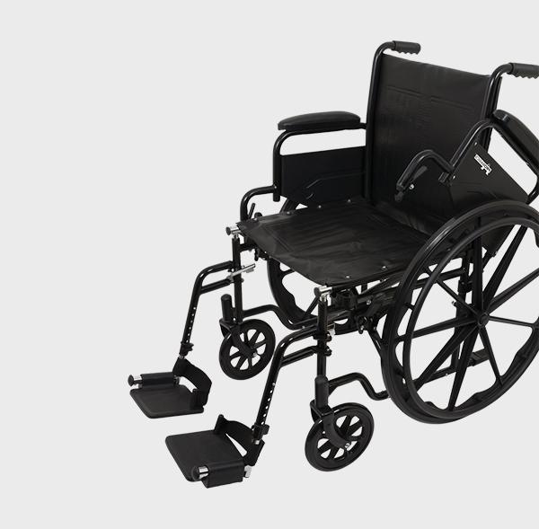 The ProBasics K1 Manual Wheelchair