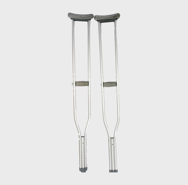 Pro Basics Aluminum Crutches